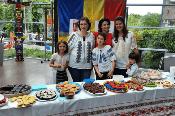 Bake Sale de Ziua Copilului