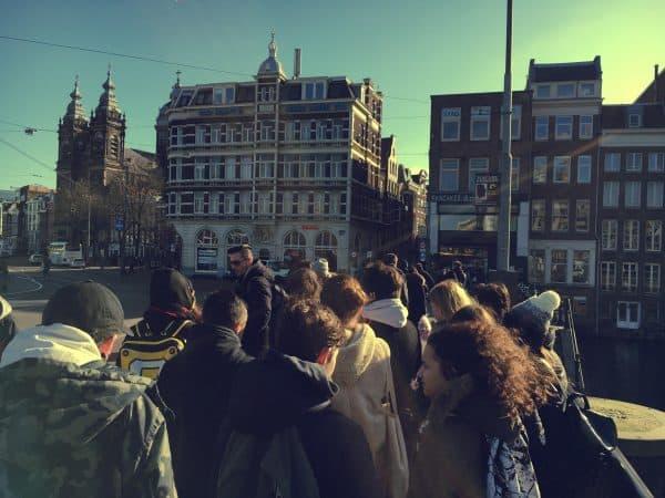 Feedback tur în Amsterdam