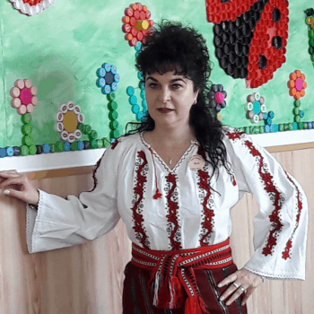 Violeta Anca Jianu-Van Den Berg