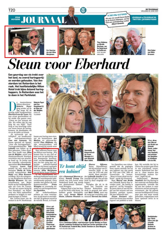 RBC in De Telegraaf
