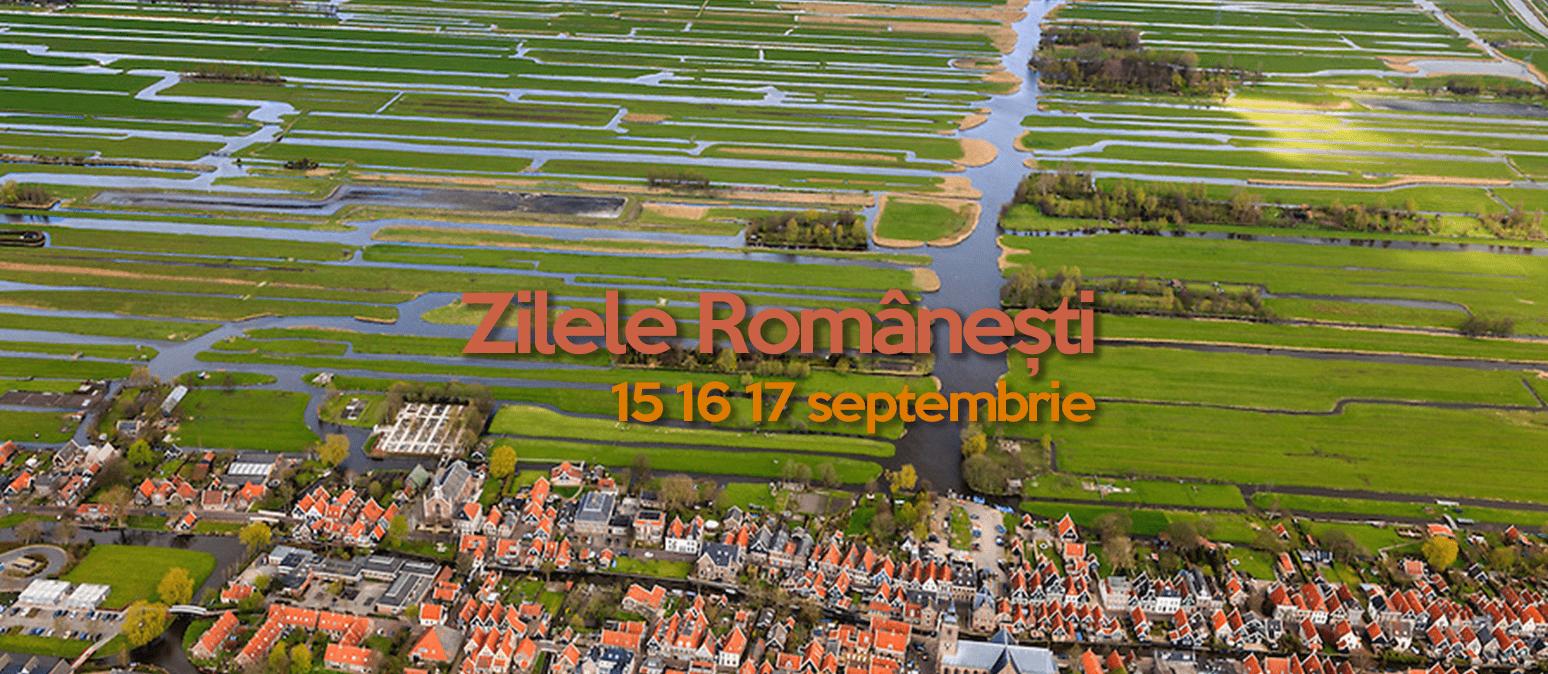 Invitație Zilele Românești 2017