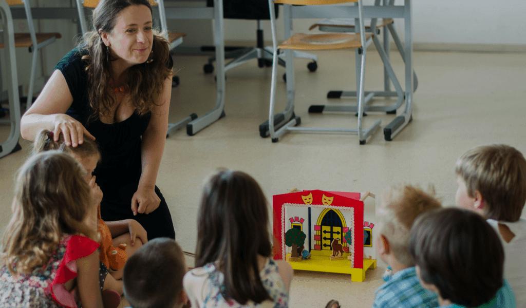 Un an la Școala Românească Amsterdam