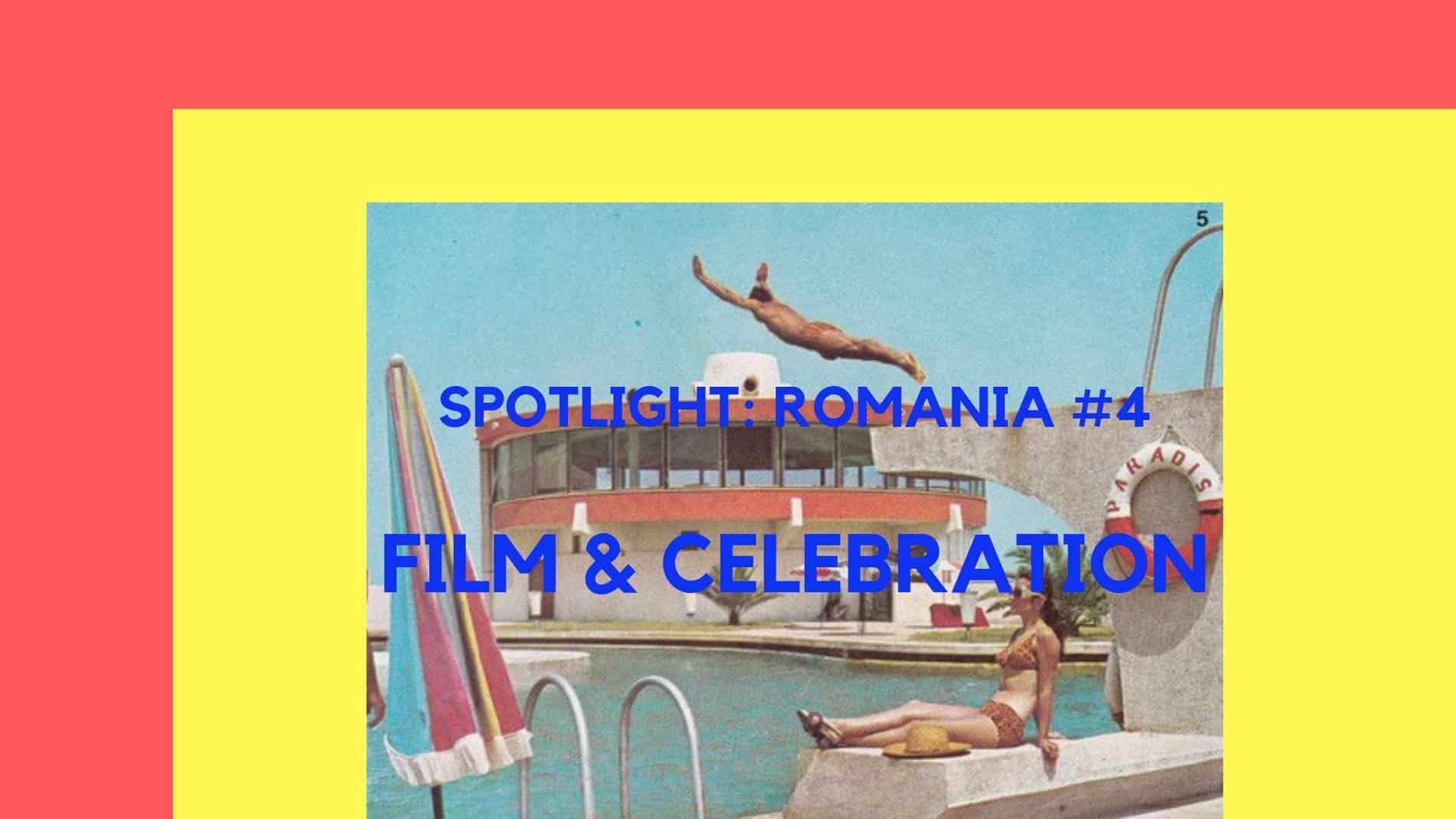 100 de ani România – festivalul Spotlight