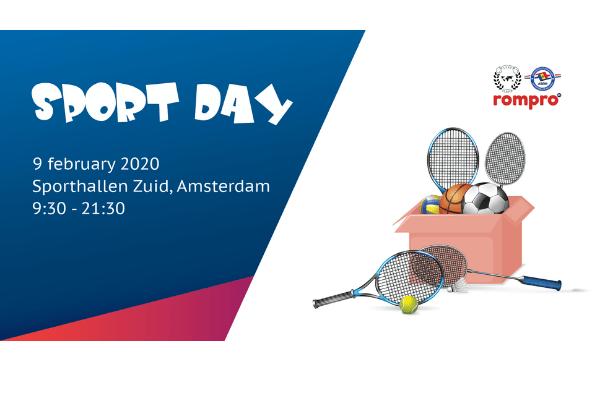 Sport day! – ziua tinerilor din Olanda