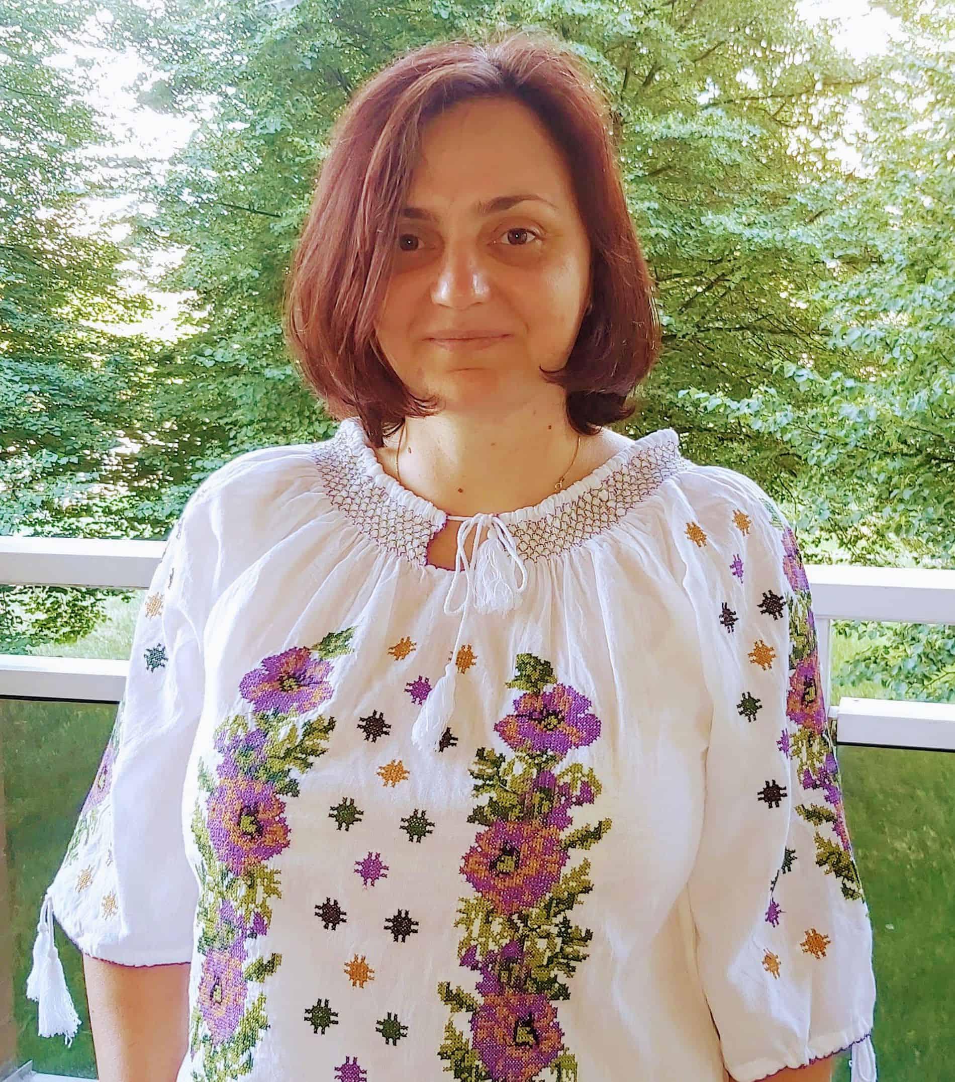 Coordonator Cristina Vrincianu